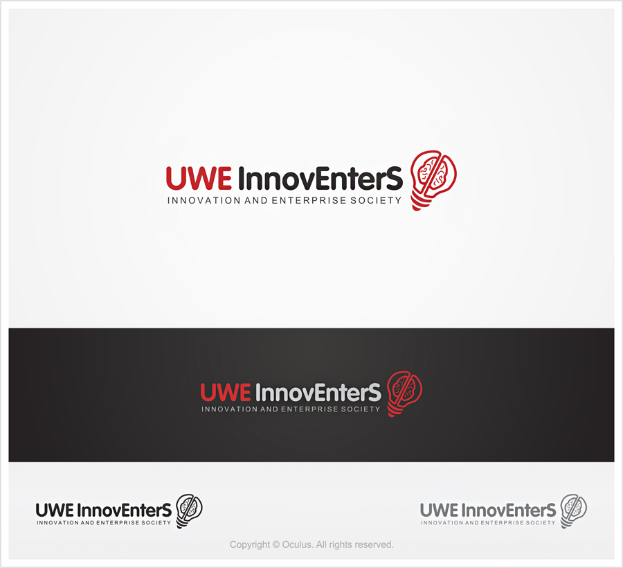 Create the next logo for UWE Innovation and Enterprise Society (UWE InnovEnterS)