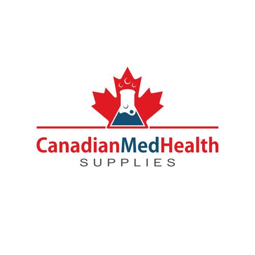 Canadian Med Health Logo