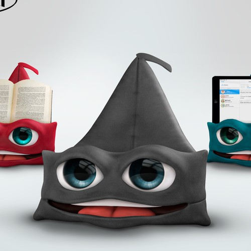Mascot for Book Seat