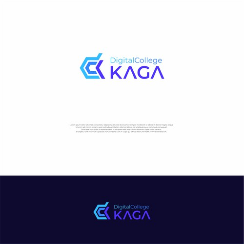 logo for DigitalCollege KAGA