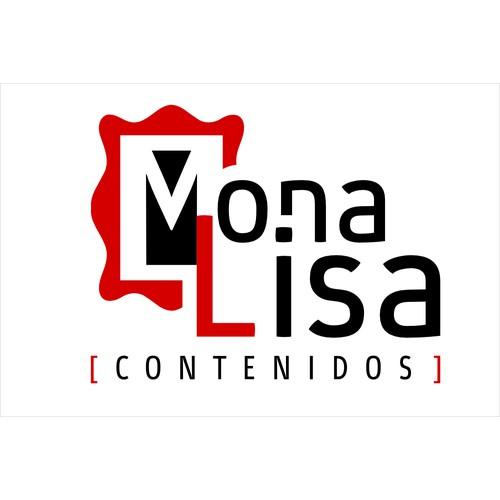 Crear el/la siguiente logo para Mona Lisa Contenidos