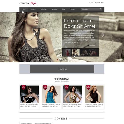 Kickass Fashion Site