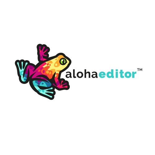 Aloha Editor needs a logo