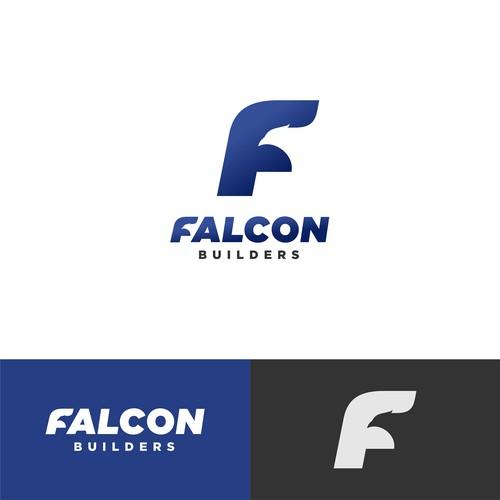 Falcon Logo Concept