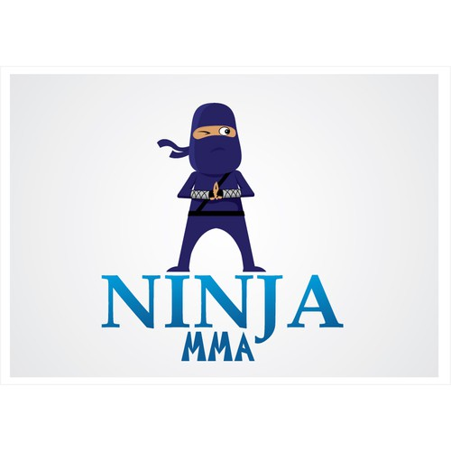 Help Ninja MMA / Ninjas MMA, Little Ninjas with a new logo
