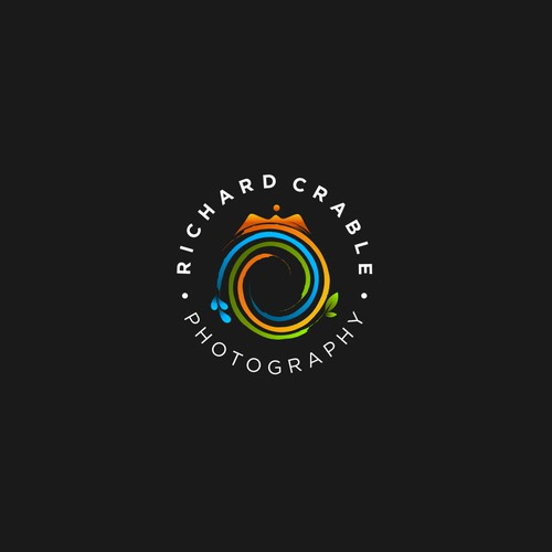 Striking Logo for Fine Art Photographic Print Business
