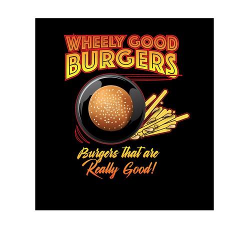 Wheely Good Burgers food truck
