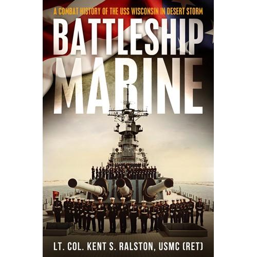 Book Cover for Battleship Marine