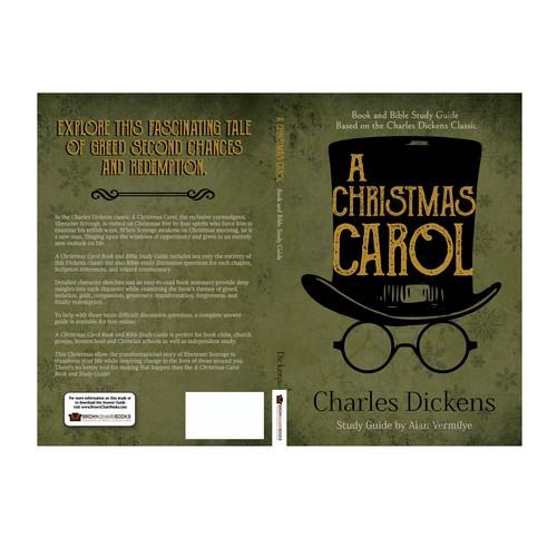 A Christmas Carol Book cover