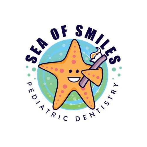 Sea of smiles