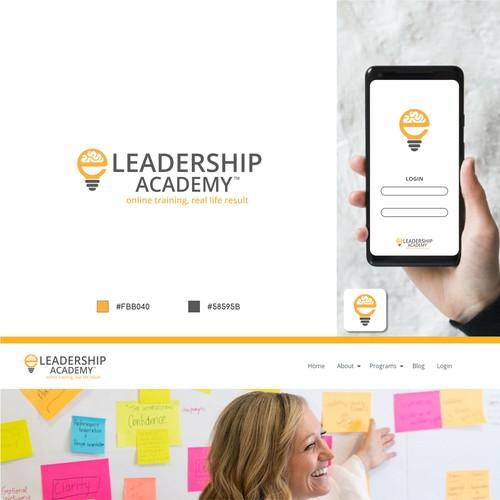 Logo Refresh for Online Leadership Training