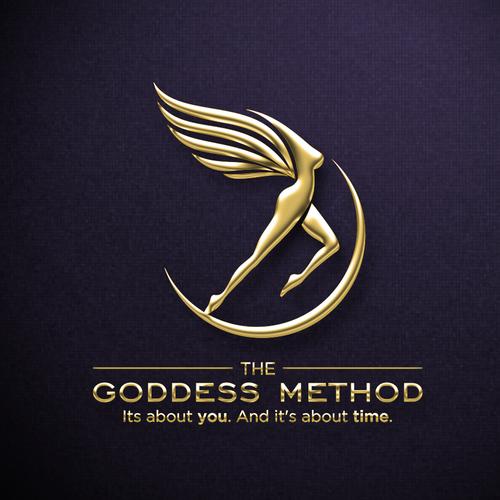 The Goddess Logo Concept