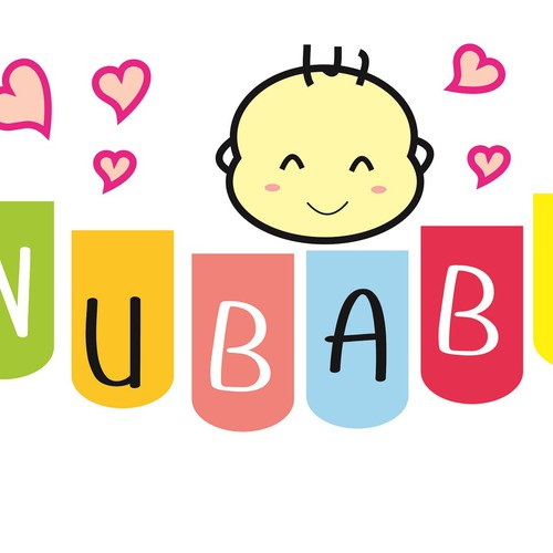 Create a logo for a new Baby products eCommerce store!