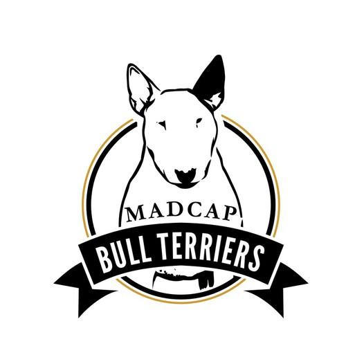 Madcap Bull Terriers logo