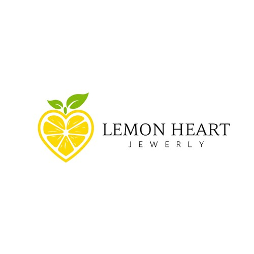 Lemon Heart Jewelry