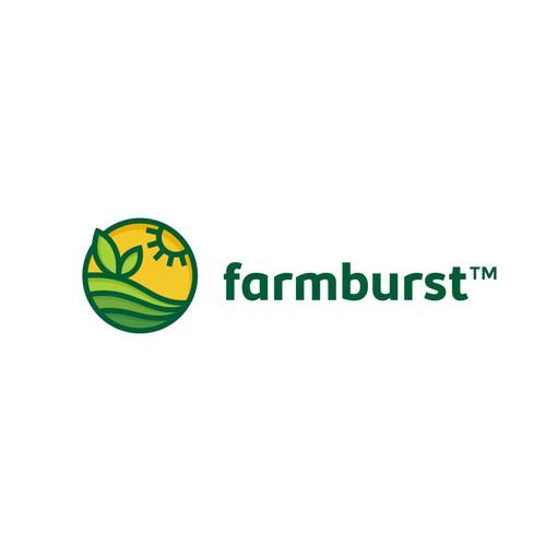 Fun Modern Logo Design for HOT new farm to bottle CBD brand
