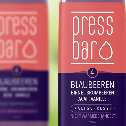 Pressbar Juices