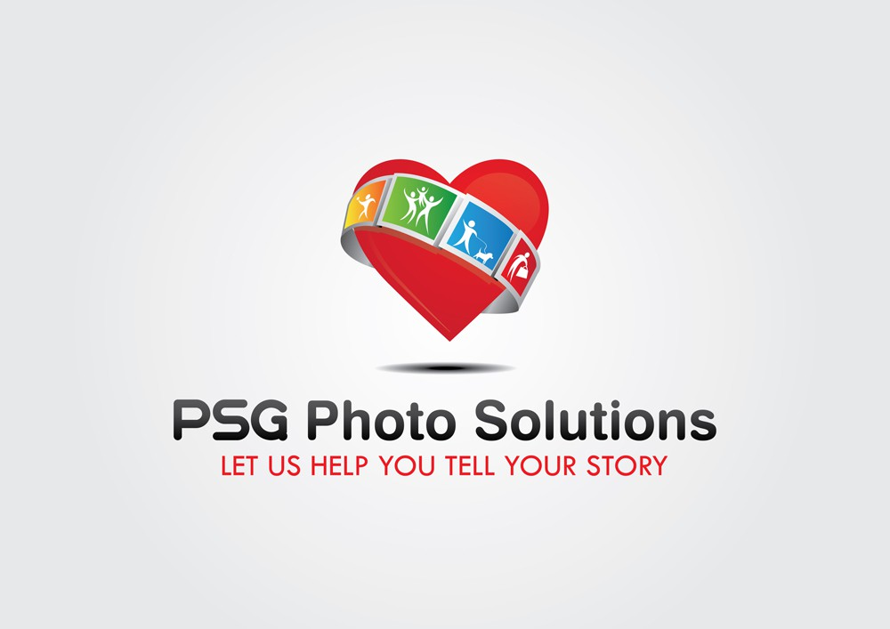 Help PSG Photo Solutions with a new logo