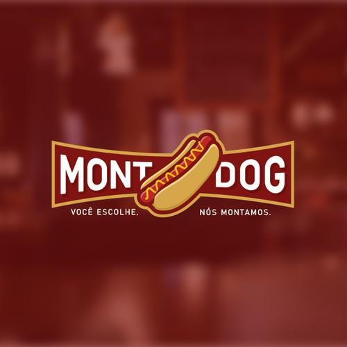 MontDog Logo