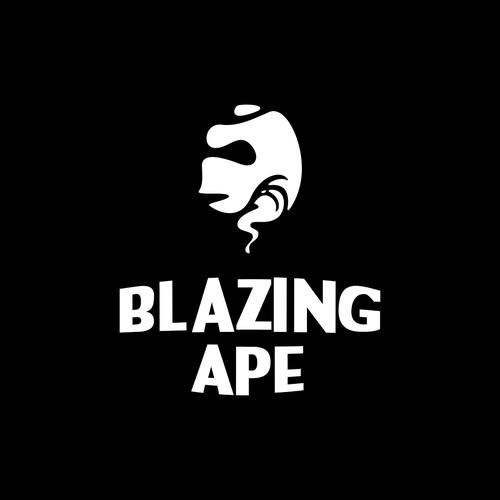 Bold logo concept for vape retailing