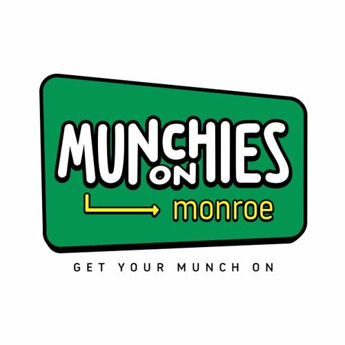 Munchies On Monroe-  Logo