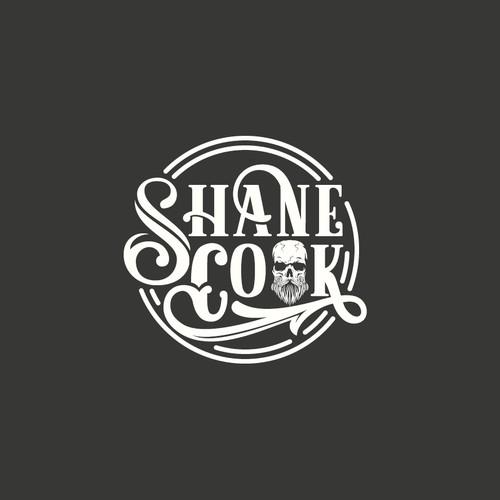 Typographic logo design.