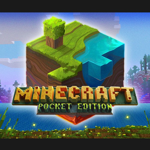 Minecraft original artwork