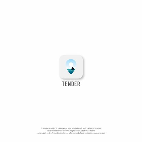 Logo design for Tender (App)