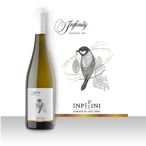 Label for Biodynamic Wines