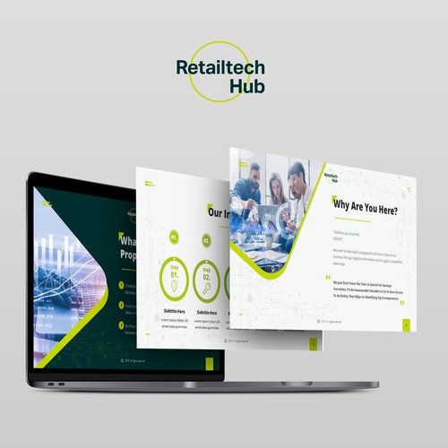 Presentation Design for Retailtech