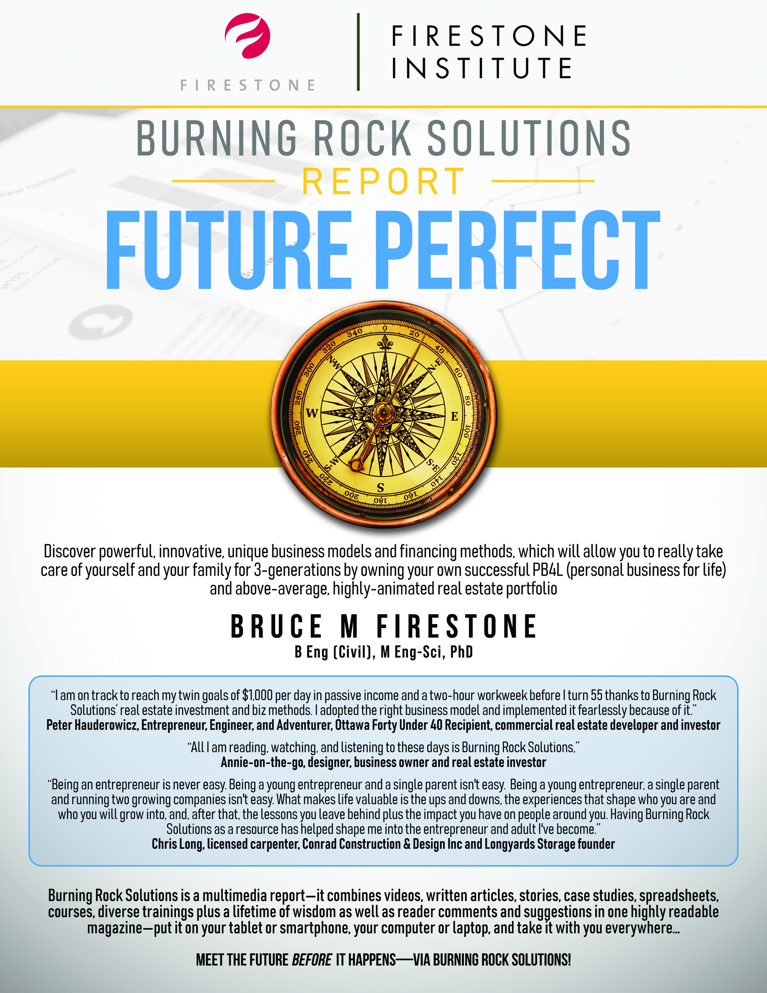 Burning Rock Solutions