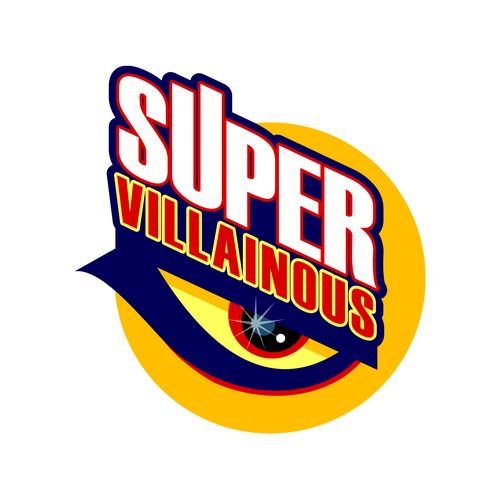 Super Villain Logo