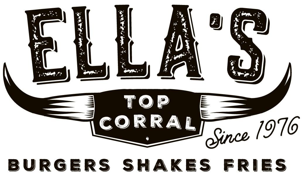 Ella's Top Corral New Logo