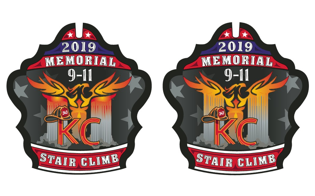Design the logo for a sell-out Kansas City 9/11 firefighter event!
