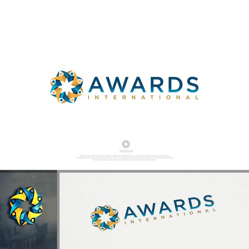 International Business Awards and Events Company Logo