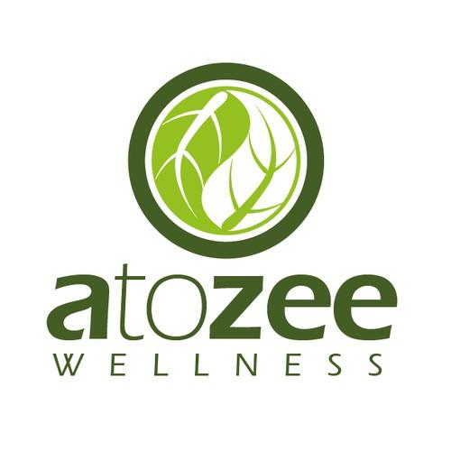 Logo Concept for AtoZee Wellness