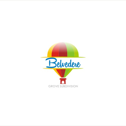 Help Belvedere Grove Sudivision. with a new logo