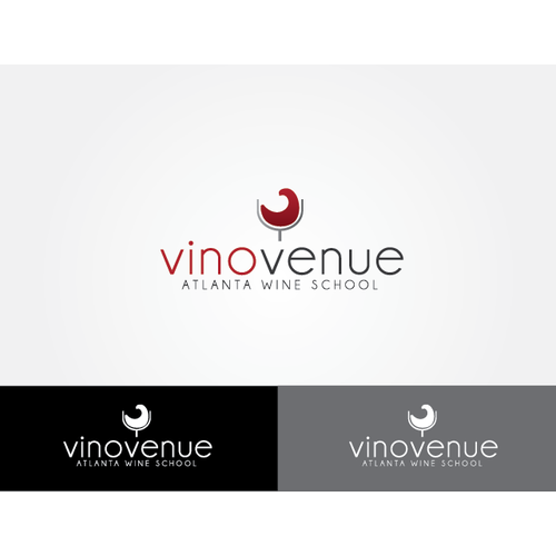 logo for Vino Venue