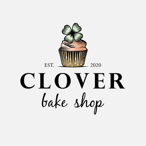 Logo for Clover Bakeshop