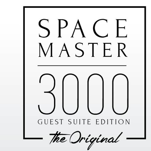 Logo concept for space master