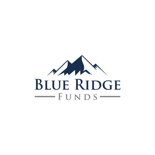 Create a new logo for Blue Ridge Funds