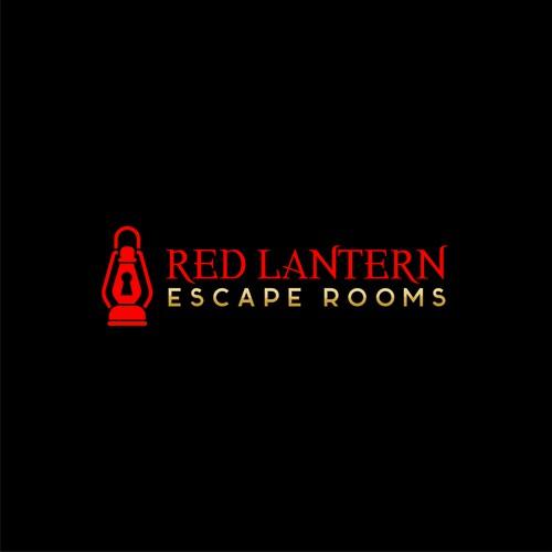 Design a Dark & Mysterious, yet Playful & Modern Escape Room Logo