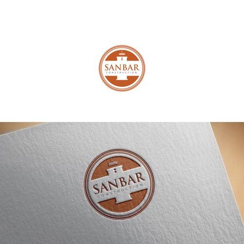 Logo Design for Construction Company