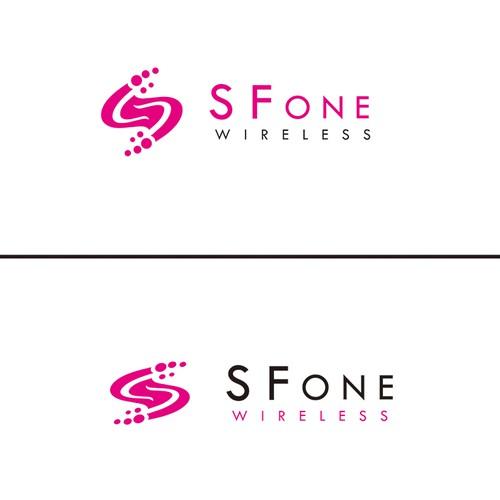 Sfone logo concept