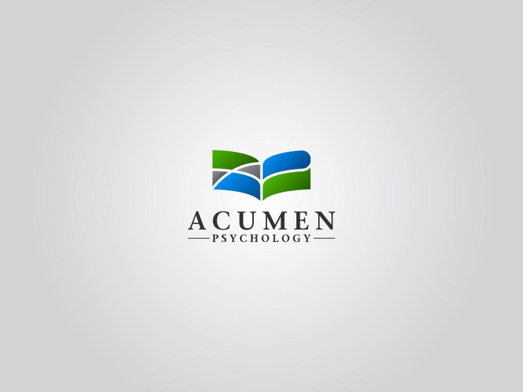 Acumen Psychology needs a new logo