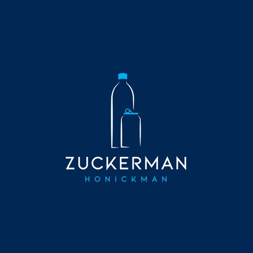 Zuckerman Honickman Logo Design