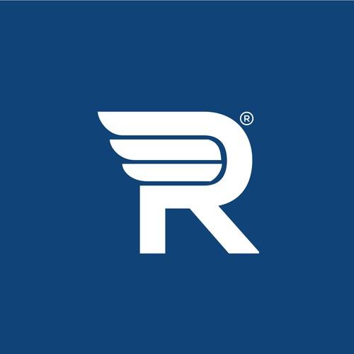 R wing logo