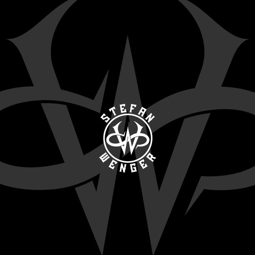 A logo for an Instrumental Metal Guitarist