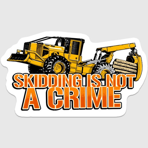 Skidding is not a crime