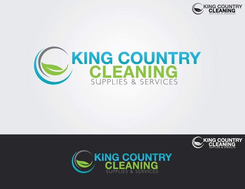 PLEASE HELP New logo wanted for king country cleaning - supplies & services